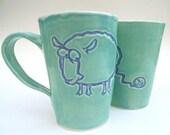 Sheepish Sheep Mug