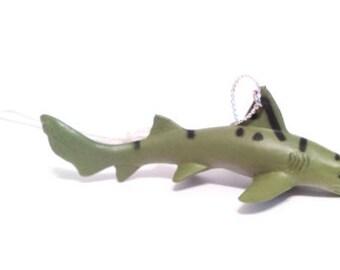 Tiny Tiger Shark Neclace