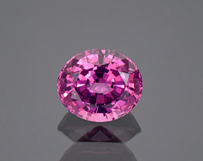 Dazzling Rose Pink Spinel Gemstone from Tanzania 3.51 cts.