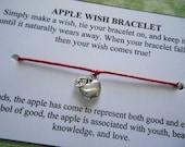 Apple Wish Bracelet - Choose Your Color