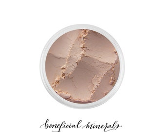 MEDIUM Foundation Mineral Makeup