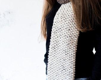 VALOR - Tube Scarf Knitting Pattern
