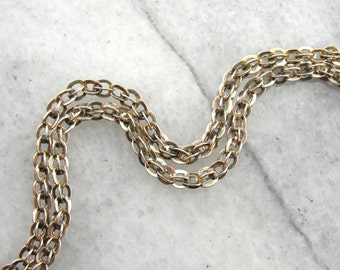 Antique Gold Fill Chain  1PL36A-P