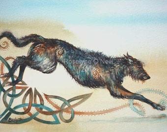 Celtic Deerhound I
