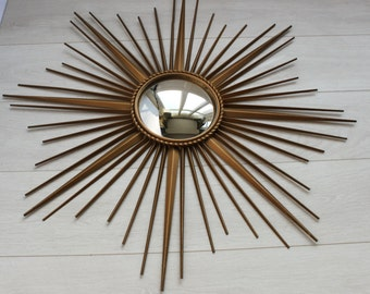 Chaty Vallauris sunburst mirror