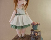 Reserved for Sarah ---- Little Amy  *by Nika - OOAK art doll bjd*