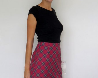 The Kris Skirt - High Waisted Pencil Skirt