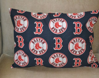 Travel Pillow Case / Child Pillow Case MLB the Boston RED SOX!
