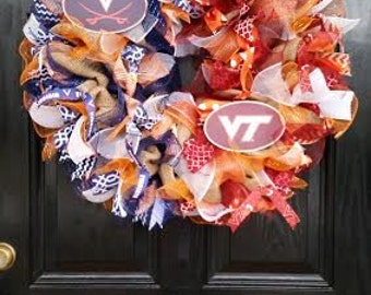 College Graduation Door Hanger