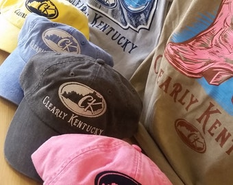 Clearly Kentucky Original Baseball Hat - FREE SHIPPING