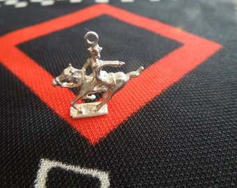 Sterling Silver Paul Revere Midnight Ride Charm for Bracelet from Charmhuntress 02682