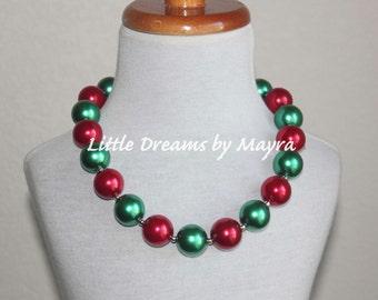Christmas sale chunky necklace