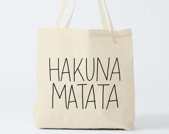 "Shop ""hakuna matata"" in Bags & Purses"