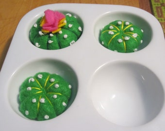 Peyote Buttons in a Porcelain Tray