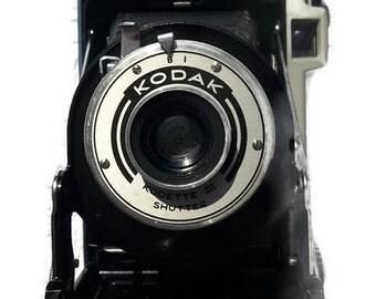 Vintage Kodak Junior 1 camera.