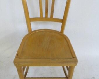 Bistro Chair Beige
