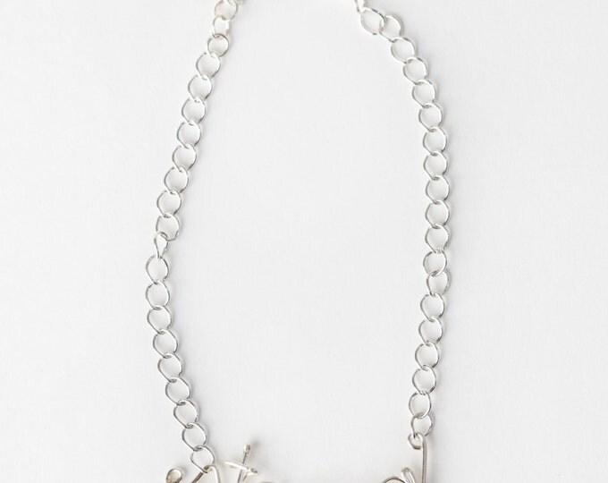 Strong Bracelet (Silver)