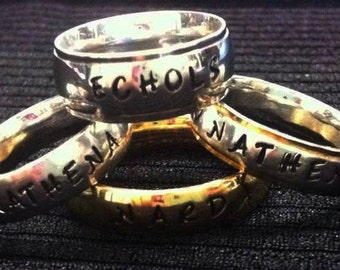 Personalized Memory Rings