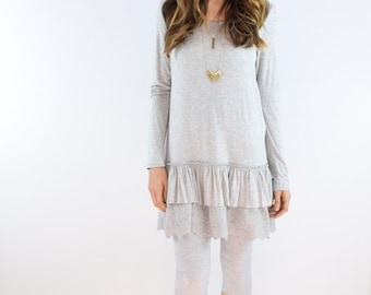 Lace Layered Tunic