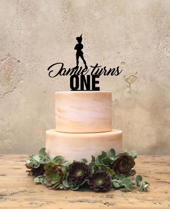 disney themed cake topper