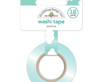 NEW and ON SALE! Cloud Nine Washi Tape from Doodlebug Design