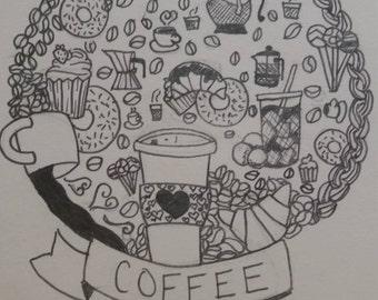 Coffee Lovers Dream