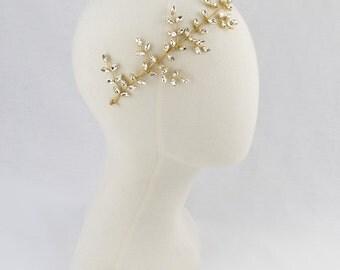LOUISE |  Bridal Comb, Wedding headpiece, Bridal Headpiece, Wedding Comb,