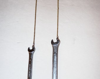 New Wrench ceiling fan chain pull