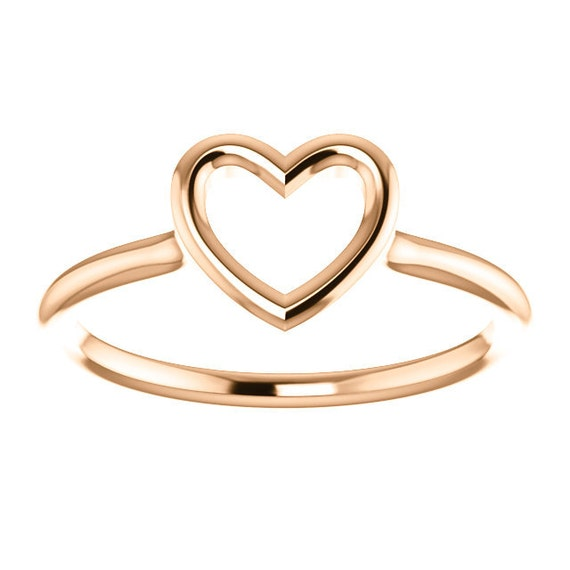 gold ring ring gold promise ring by