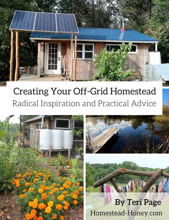 Creating Your Off-Grid Homestead eBook