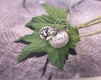 Coqui Necklace - Puerto Rico & Hawaii Native - Dome Hidden Message Locket - Frog Charm - Animal Jewelry - Gift