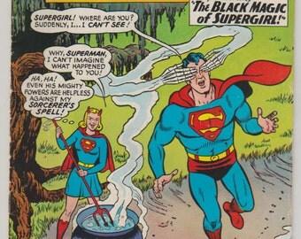 Action Comics; Vol 1, 324, Silver Age Comic Book. FN (6.0). May 1965. DC Comics