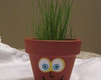 Putter Head Grass Head