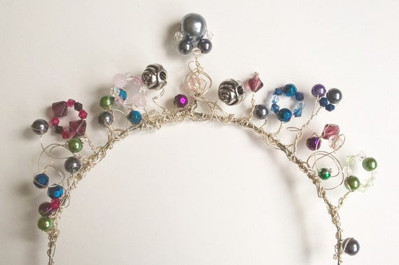 Four elements tiara