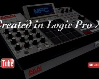 Instrumental Hip Hop Beat 100bpm