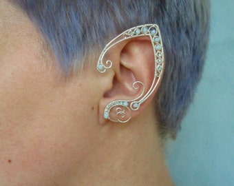 Pair of elf ear cuffs Sea of Dreams