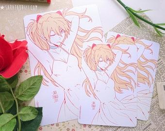 ASUKA - A6 & A5 Print