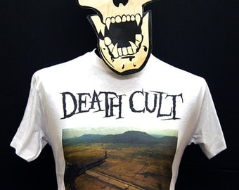Death Cult - Brothers Grimm / Ghost Dance / Horse Nation / Christians EP - T-Shirt
