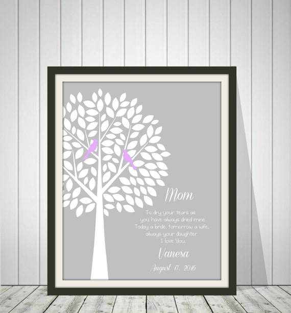Wedding Gift for Mother In-LawFuture Mom In-Law GiftThank You ...