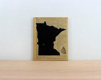 Minnesota Painting 8x11