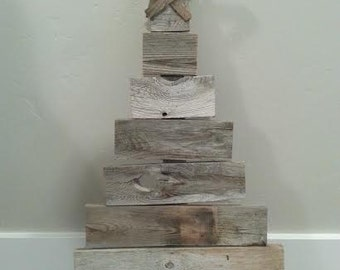 Barnwood Christmas Tree