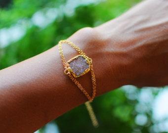 Golden Eye Bracelet