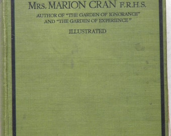 The Story of My Ruin by Mrs Marion Cran 1924