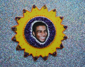 Lil B Sunshine Magnet