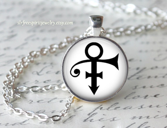 Prince Symbol Jewelry 28 Images Prince Symbol Necklace Bright