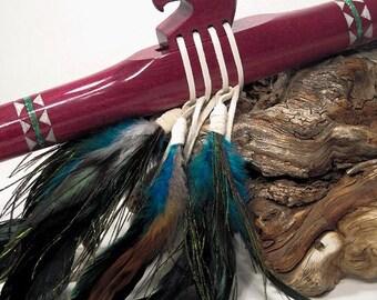 Native American Flute, Turtle Island Purpleheart Native Flutes