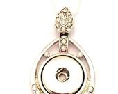 Snap Jewelry - Tear Drop ...