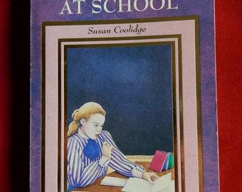 Vintage Paperback Book: What Katy Did at School by Susan Coolidge 1994