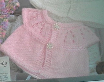 Pink Sparkle Baby Top