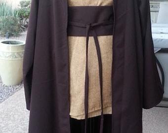 Jedi Robe and Tunic set